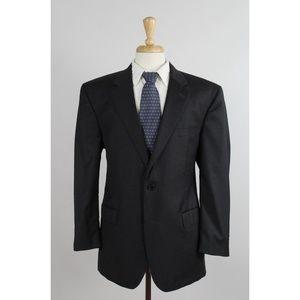 #JosABank 43R Charcoal 2B Sport Coat 0020